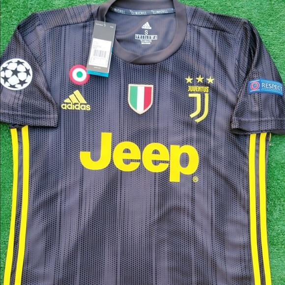 2018 19 Juventus 3rd kit soccer jersey Ronaldo ab83f4c1d